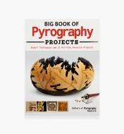 49L5115 - Big Book of Pyrography Projects