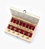 "16J0101 - Box of 12 Router Bits, 1/2"" Shanks"