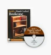 20L0413 - Build a Hand-Crafted Bookcase – DVD