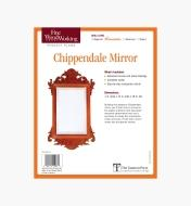 73L2540 - Chippendale Mirror Plan