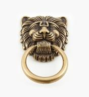 01A7358 - Sm. Lion's Head Ring Pull