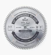 "15T9201 - Melamine Saw Blade, 10"" x 80 tooth"