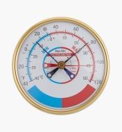 AB803 - Thermomètre Min.-Max.