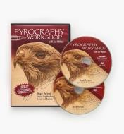 49L5073 - Pyrography Workshop DVD Set