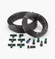 XC601 - Système d'irrigation pour jardin en rangs