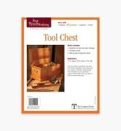 73L2517 - Tool Chest Plan