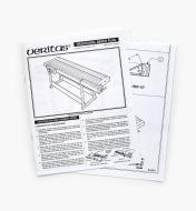 05L0102 - Traditional Bench Plan