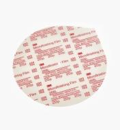"05M3023 - 8"" Aluminum Oxide Disc, 500x"