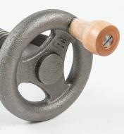 06G0112 - Tail Vise Hardware, Cast Handwheel