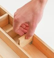 Adjustable Drawer Inserts
