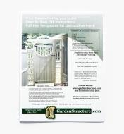 11L0408 - Circular Gate Plan