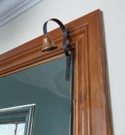 01K1405 - Clochette de porte en laiton