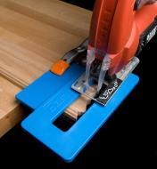 03J7582 - Baseboard Coping Fixture