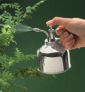 09A0315 - Brumisateur en laiton pour plantes