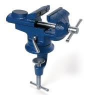 09A0499 - Clamp-On Swivel Vise