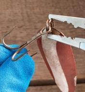 25K1703 - Pinces de pêcheur et accessoires