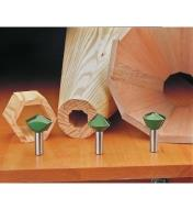 Bird's-Mouth Joinery Bits