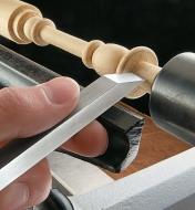 58B1512 - Bédane de tourneur, 10mm (3/8po)