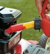 BL279 - Bec verseur à mécanisme d'arrêt automatique