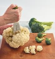 EV500 - Cauliflower & Broccoli Prep Tool