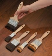 Gramercy Finish Brushes