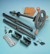 Benchcrafted Glide Leg Vise Hardware Kits