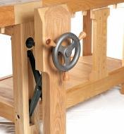 Composants pour presse verticale parallèle à volant Benchcrafted