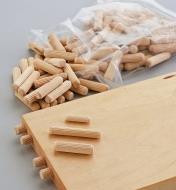 Hardwood Dowel Pins