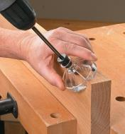 15J7801 - Drilling Jig with Imperial Bushings