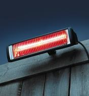 27K0851 - Low-Profile Infrared Quartz Heater