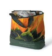 "45K1737 - Lee Valley Sunflower Carry-All Bag, 30"" x 7 3/4"" x 22 1/2"""