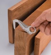 50K6301 - Jauge d'épaisseur pour bois débité