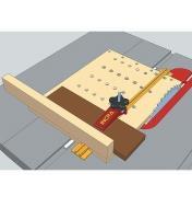 Composants Incra pour la fabrication de porte-pièces