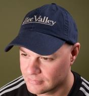67K9920 - Lee Valley Baseball Cap, Navy