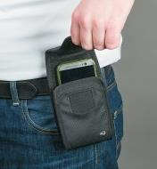 68K0636 - Large Smartphone Clip Case, Holster-Style