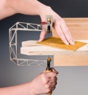 Knew Concepts Titanium Fret Saws