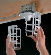 88K3910 - Light Bulb Cage, each