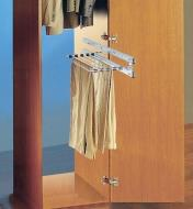 12K2050 - Folding Pants Rack
