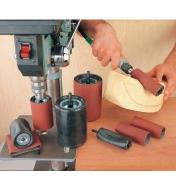 Pneumatic Sanding Drums