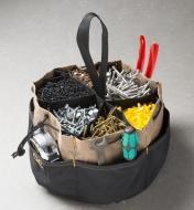 67K3111 - Drawstring Parts Organizer