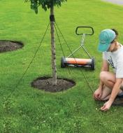 ST103 - Mow-Over Tree Stake Kit