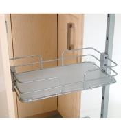 "12K2930 - 28cm (11"") Solid-Bottom Pull-Out Pantry Unit"