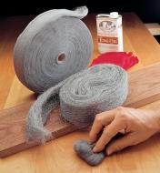 53Z0805 - X-Fine Steel Wool, 250g