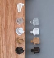 Spiral Shelf Supports