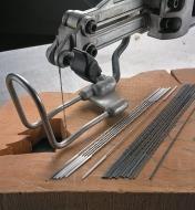 Scroll-Saw Blades