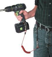 68K4250 - Cordon de retenue pour outils