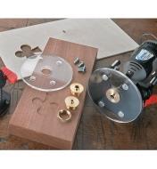 05J6508 - Veritas Template Bushings & Base Plate