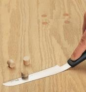 05K3410 - Veritas Flush-Cut Saw, Single Edge