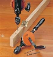 28K0405 - Traditional Hand Drill