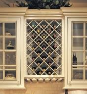 Wine Rack Lattices
